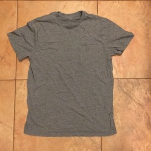 Old Navy Grey T-shirt with Pocket, Adult M